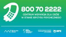 Centrum Wsparcia dla osób wstanie kryzysu psychicznego