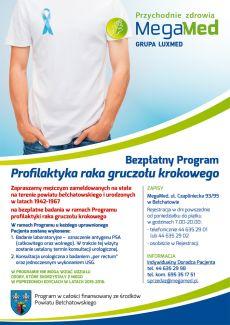 Profilaktyka raka gruczołu krokowego