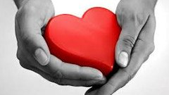 serce w dłoniach