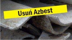 Logo- Usuwanie wyrobów azbestowych
