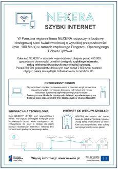 NEXERA - szybki internet