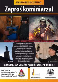 Zaproś kominiarza – uniknij pożaru izatrucia czadem