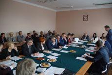 VI sesja Rady Gminy Drużbice