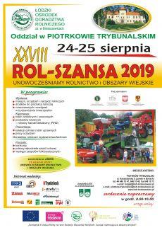 Rol-Szansa 2019