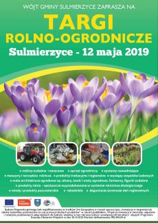 majowe Targi Rolno – Ogrodnicze