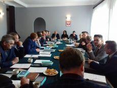 VIII Sesja Rady Gminy Drużbice