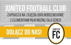 Junited Football Club zaprasza na zajęcia